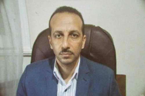 Human Rights lawyer Ezzat Ghoneim [Twitter]