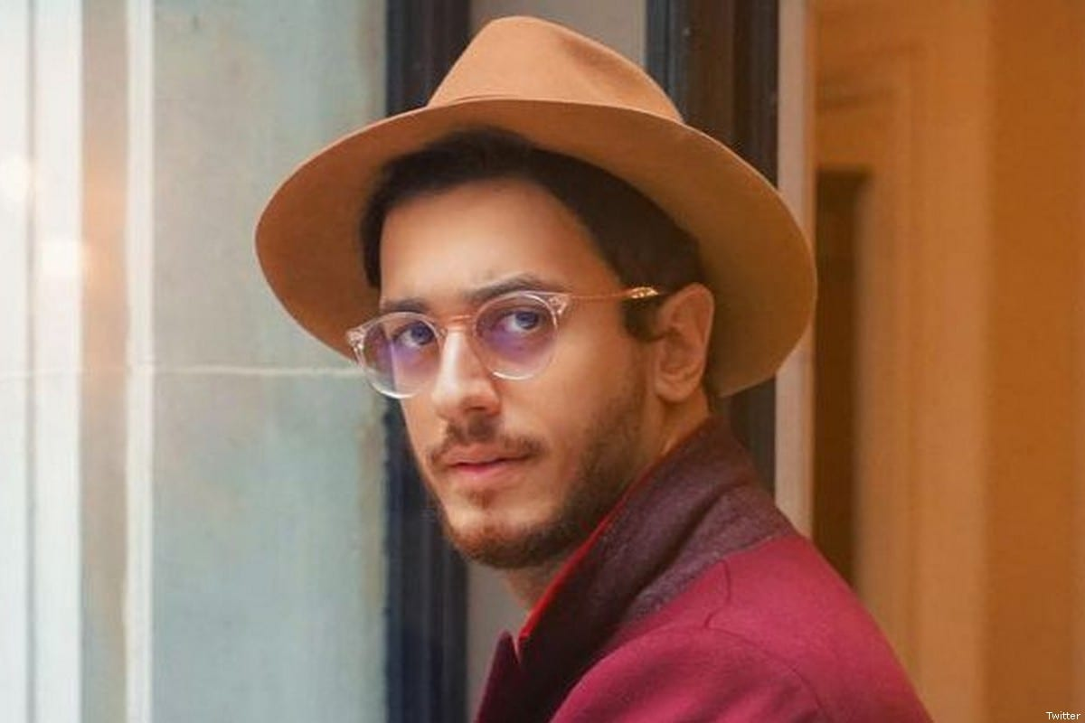 Moroccan singer Saad Lamjarred [Twitter]