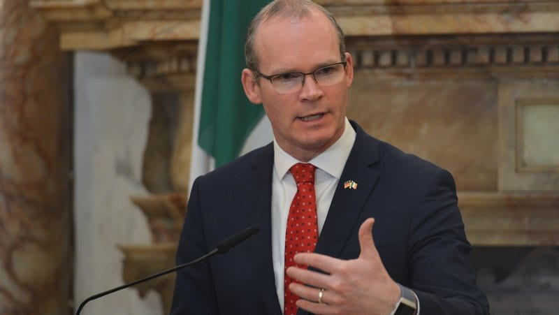 Ireland's Minister for Foreign Affairs, Simon Coveney [EU2017EE Estonian Presidency/Wikipedia]