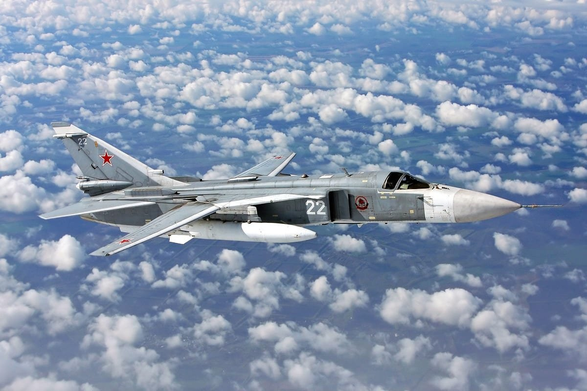 Russian military plane [Wikipedia]