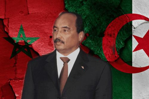 Algeria's ambassador to Mauritania Noureddine Khandoudi