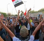 Police fire live rounds to disperse protest in Iraq's Basra