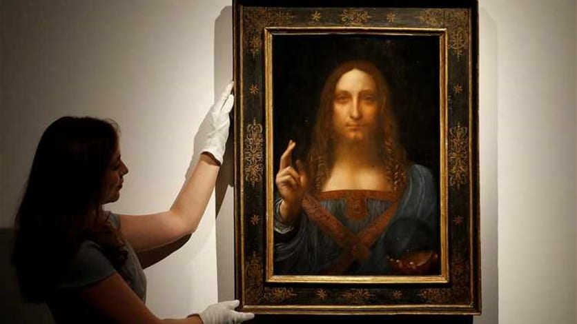 Davincy Painting Record Price