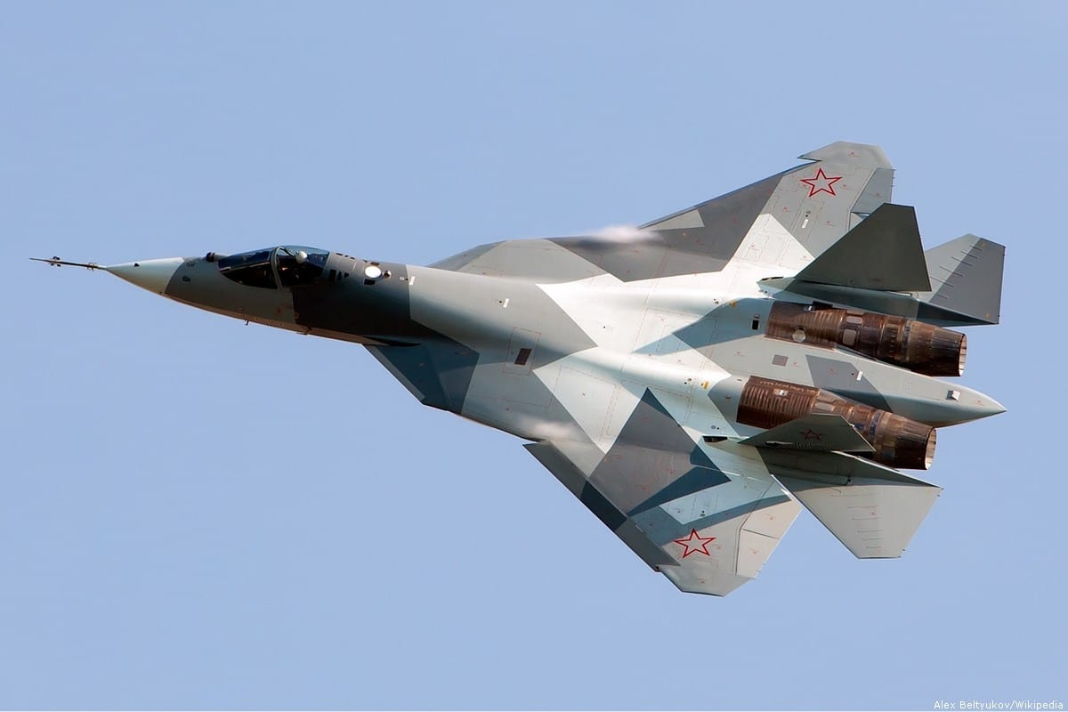 Russian military plane Alex Beltyukov/Wikipedia]