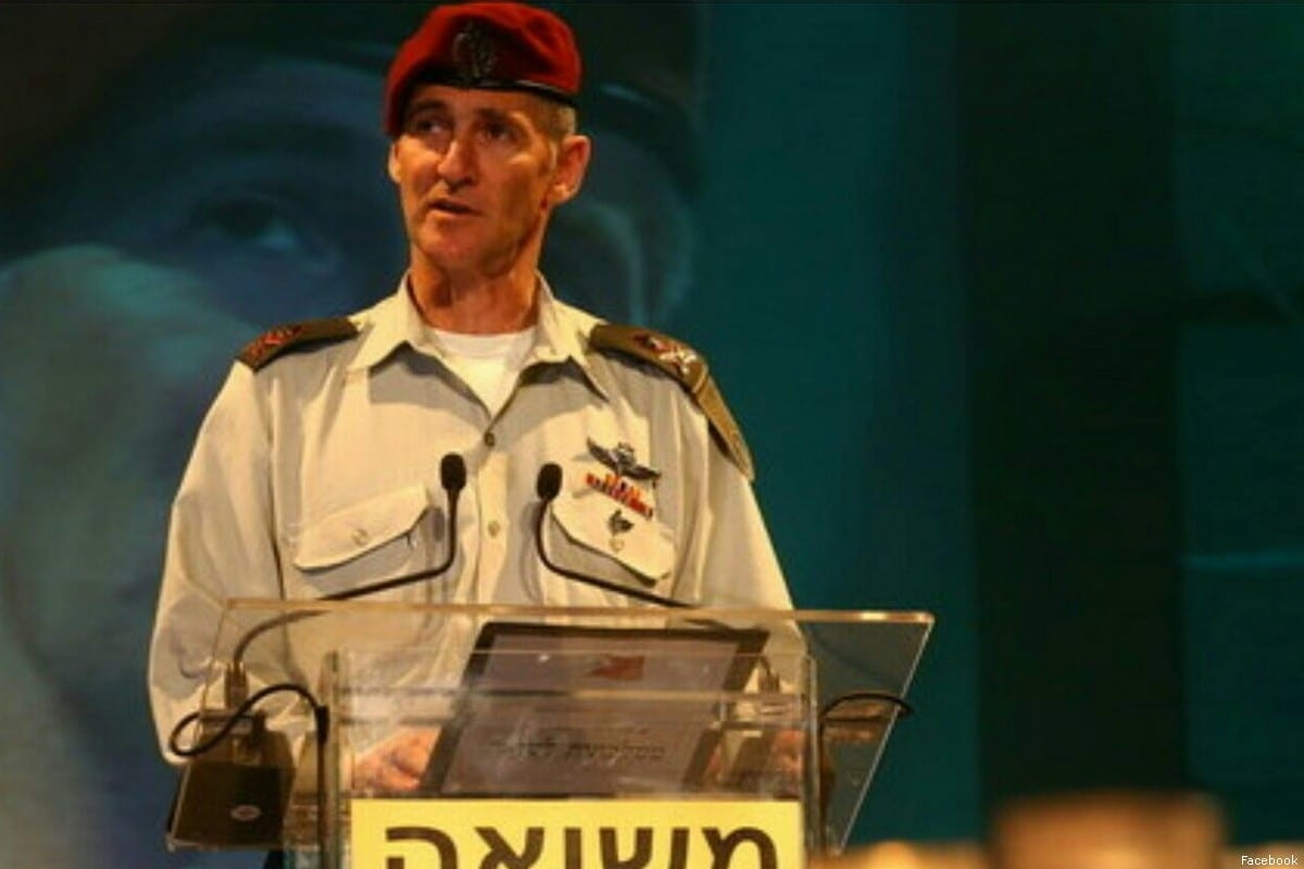 Israeli Deputy Chief of Staff Yair Golan [Facebook]