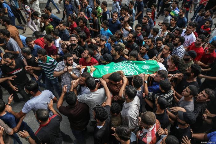 Israeli forces' killing of Palestinian children in Gaza protests amounts to 'war crimes'