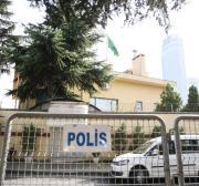 Turkey police find Saudi consulate car in parking lot
