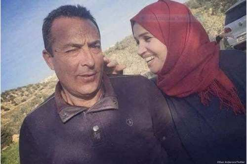 47-year-old Aisha Muhammad Talal Al-Rabi was killed after illegal Israeli settlers attacked her and her husband with stones in the West Bank [Ethan Anderson/Twitter]