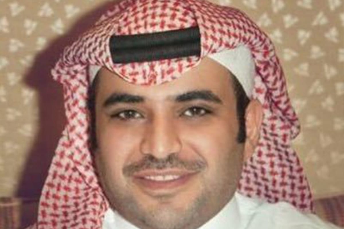 Saud Al-Qahtani, an adviser to the Royal Court of Saudi Arabia [Twitter]
