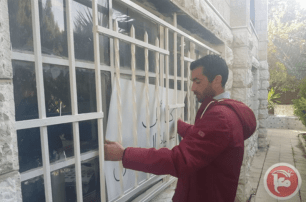 PA forcibly evicts Palestinian families from homes in Ramallah [Maannews]