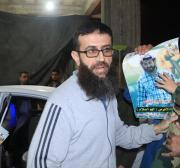 Palestinian hunger striker free from Israel jails