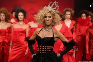 Istanbul hosted the Winter/Fall 19.20 fashion show! 27 October, [Ferhat Zupcevic/Getty Images]