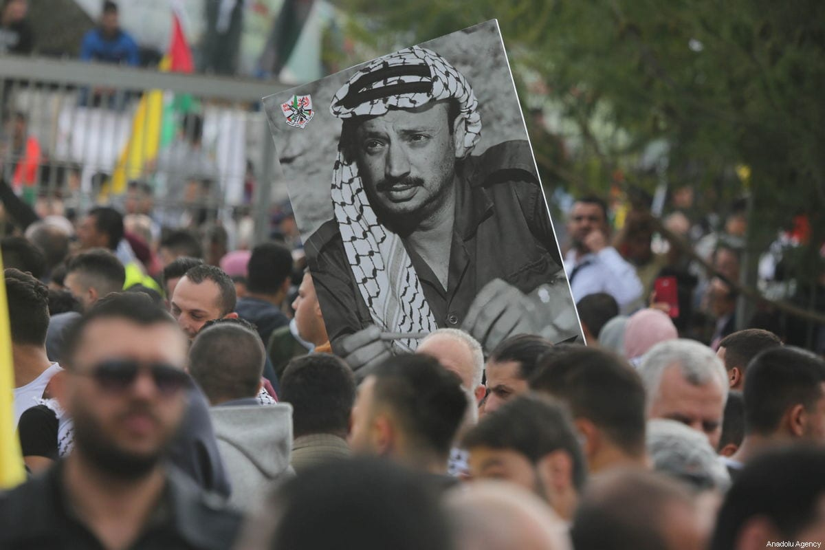 The Arab League and regional leaders will forget Arafat's warning at their peril – Middle East Monitor
