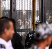 Egypt seeks to parry rights criticism after mass arrests