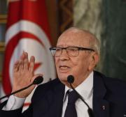 Tunisia president reimerges in public amid controversy over his health condition