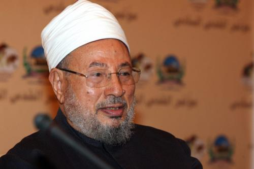Sheikh Yusuf Al-Qaradawi: tolerance and moderation in theory, thought and practice