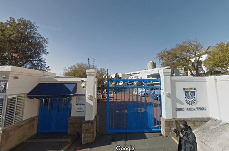 Herzlia Middle School is a Jewish school in Cape Town