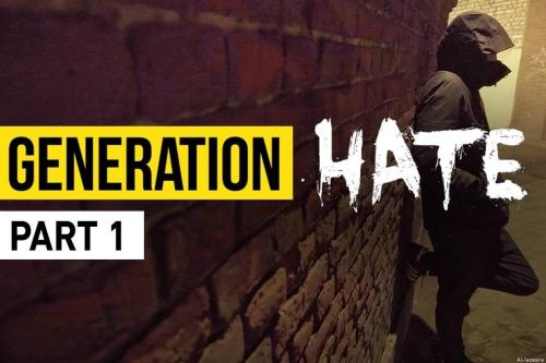 Opening titles of Generation Hate Part 1 [Al Jazeera TV)
