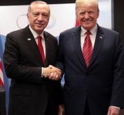 Turkey-US ties based on strategic partnership: Erdogan