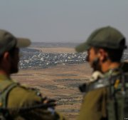 Syrian exiles have mixed feelings about Israel
