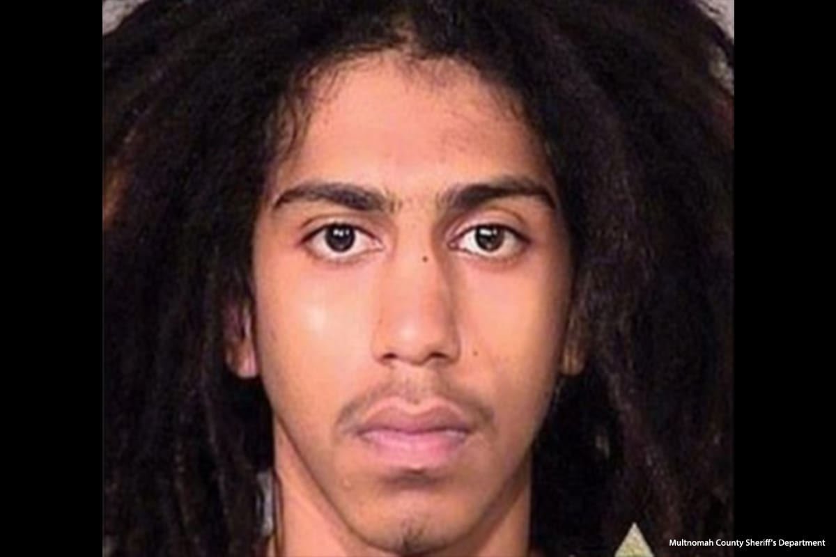 21-year-old Abdulrahman Sameer Norah illegally sped through a Portland intersection mowing down 15-year-old Fallon Smart and killing her [Multnomah County Sheriff's Department]