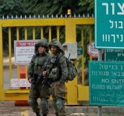 Lebanon arrests 5 Sudanese trying to cross into Israel
