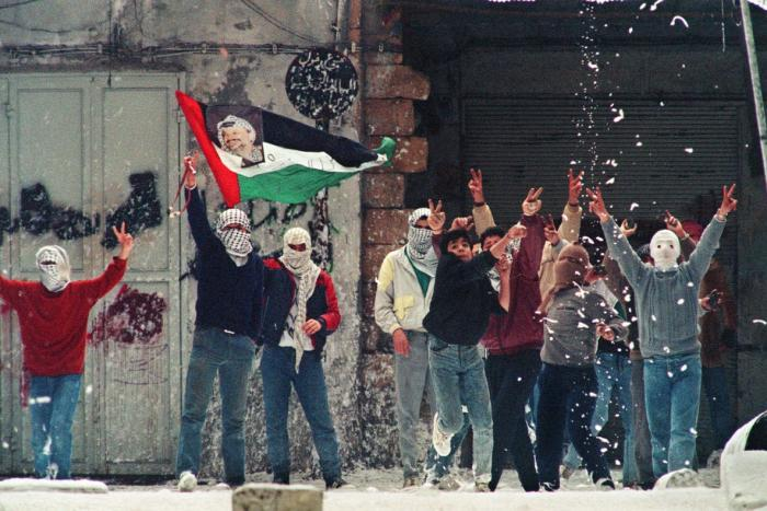 Reflections on the anniversary of the first Intifada