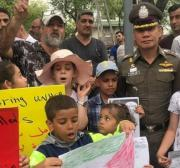 No way out for Palestinian refugees trapped in Thailand