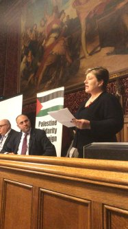 Shadow Secretary of State for Foreign and Commonwealth Affairs Emily Thornberry