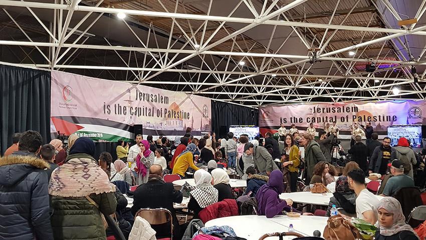 London hosts biggest Palestine festival of 2018