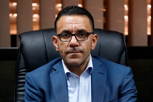 Governor of Jerusalem for the Palestinian Authority Adnan Ghaith on 4 November 2018 [AHMAD GHARABLI/AFP/Getty Images]