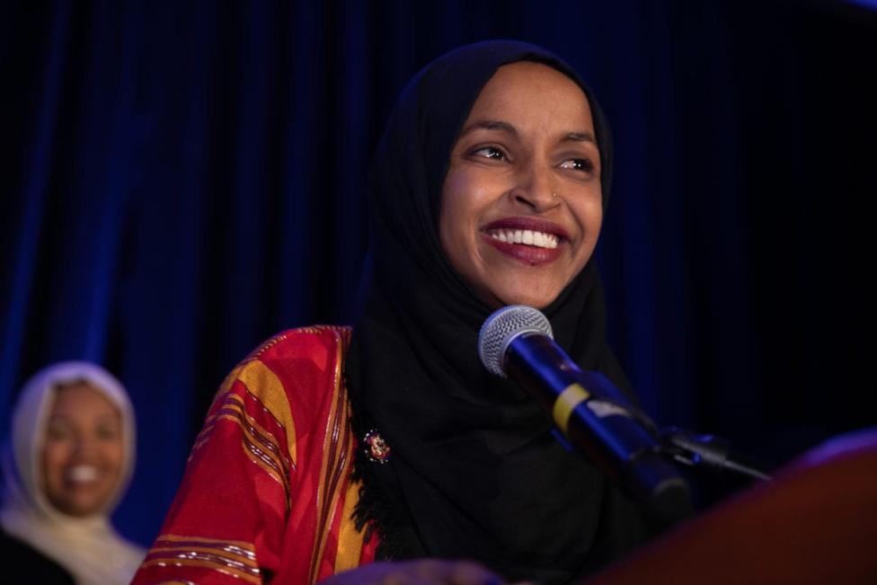 Ilhan Omar vows to make US live up to religious freedom