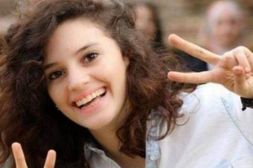 Aya Maasarwe, a 21 year-old Palestinian exchange student who was brutally murder in the streets of Melbourne