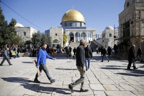 Lawyers say Israeli authorities blocking efforts by Palestinian Jerusalemites to acquire citizenship