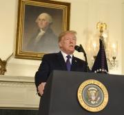 US senator: Trump will exploit Iran threat to sell bombs to Saudi Arabia