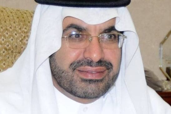 President of King Abdullah City for Atomic and Renewable Energy in Saudi Arabia, Khalid Al- Sultan