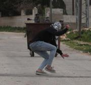 Palestinians wounded during West Bank weekly protest