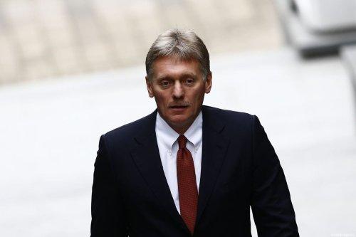 Russian Presidential Spokesman Dmitry Peskov in Sochi, Russia on 14 February 2019 [Sefa Karacan/Anadolu Agency]