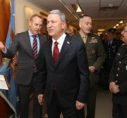 Turkish, US army chiefs discuss Syria over phone