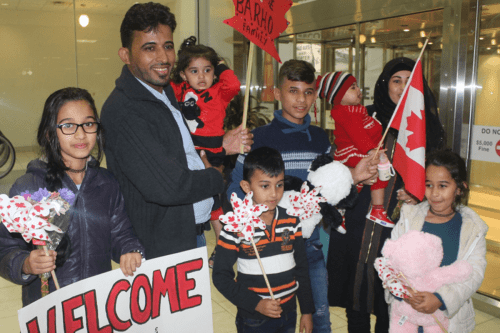 Funds raised for Syrian refugees who lost all 7 children in Canada fire