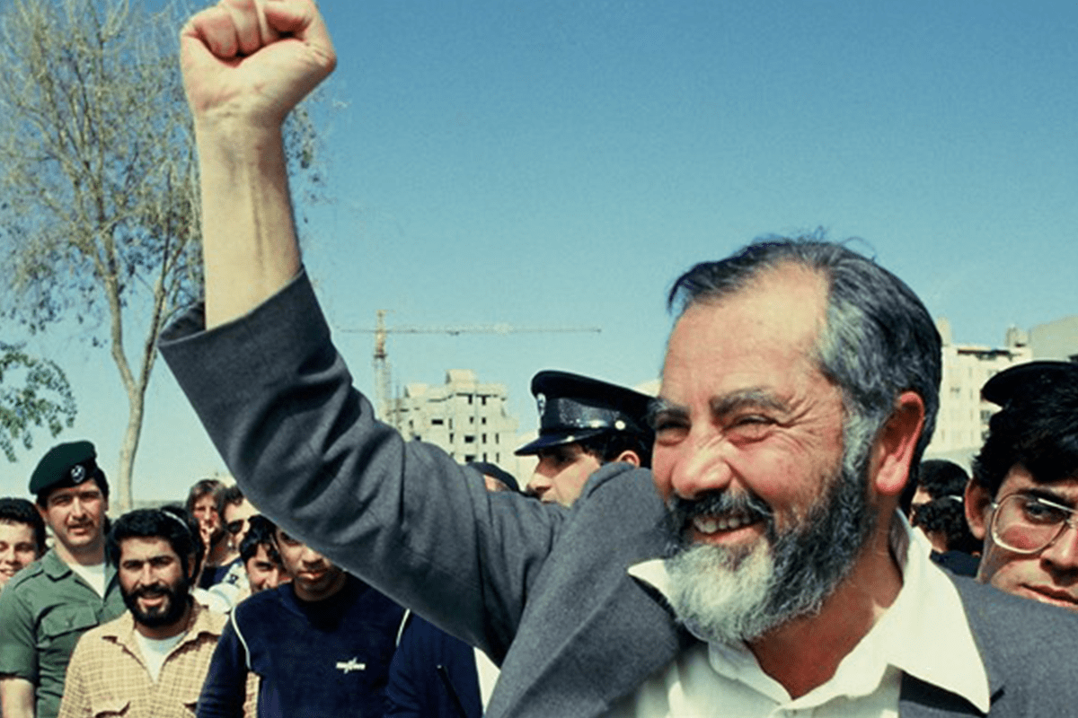 Late anti-Arab rabbi, Meir Kahane [Wikipedia]