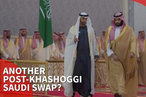 thumbnail- Is Saudi reshuffling ministers to shelter MBS from the Khashoggi fallout?