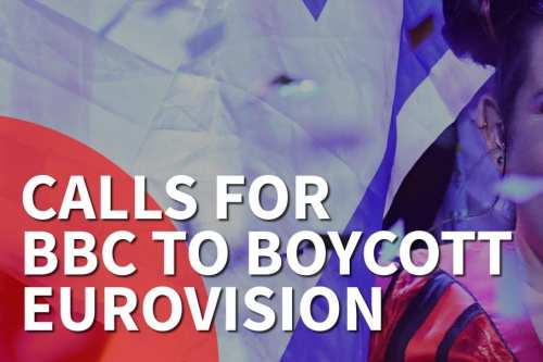Thumbnail - UK: 50 artists urge BBC to boycott Eurovision in Israel