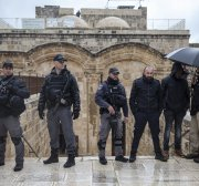 Israel settlers led by Yehuda Glick storm Al-Aqsa compound