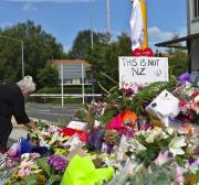 Who is responsible for shedding the blood of the innocent in New Zealand?