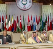 The destruction of the joint Arab action groups