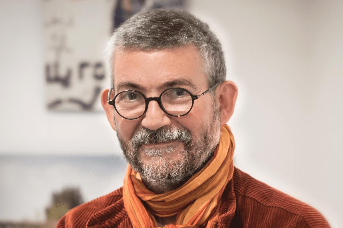 Dominique Vidal, historian, journalist and author [Dominique Vidal]