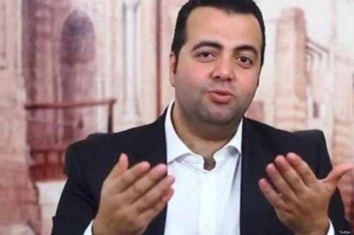 Mostafa Al-Nagar, a former Egyptian MP who has been missing for 5 years [Twitter]