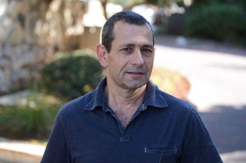 Former Shin Bet chief Nadav Argaman [Wikipedia]
