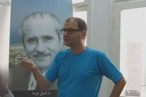 Ofer Cassif, The Israeli-Arab alliance Ra'am-Balad and Hadash's only Jewish candidate